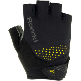 Roeckl Iberia Gloves black/yellow